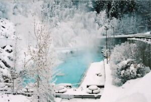 1 week Christmas available at Radium Valley Vacation Resort