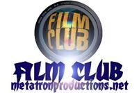 Enlist in FILM CLUB!