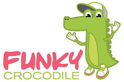Funky Crocodile