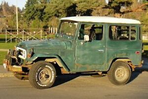 Wanted Toyota Landcruiser
