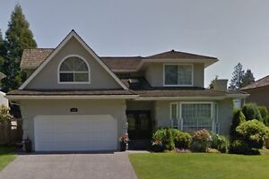 White Rock House for Rent (Partial Ocean View)