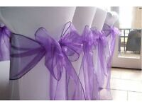 Wedding Decoration & Chair Cover Hire Services