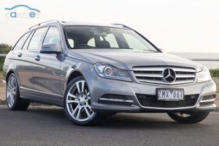2012 Mercedes-Benz C250 Wagon St Kilda Port Phillip Preview