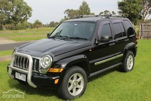 Jeep Cherokee Limited (2007) Auto 4x4 MY06 Moonee Ponds Moonee Valley Preview