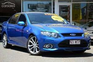 2012 Ford Falcon Sedan LIMITED EDITION Woolloongabba Brisbane South West Preview