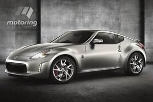 Nissan 370Z Rays forged 19 inch rims 2015 modle rims West Footscray Maribyrnong Area Preview