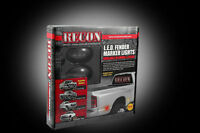 RECON LED SMOKE FORD PICKUP F350 F450 SUPER DUTY SIDE MARKER NEW
