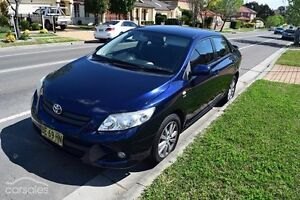 2009 toyota corolla conquest 2009 Glenwood Blacktown Area Preview