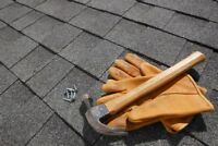 Roof repairs and re-shingling