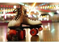 NEED SIZE 6 ROLLER SKATES FOR PHOTO SHOOT