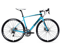 Giant Defy 1 Disc 2016 in size M/L in Very Good Condition