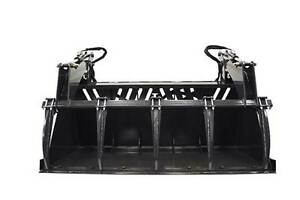 Jenkins High Capacity Grapple Bucket **LEASING AVAILABLE**