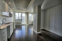 NEW TURNKEY STUDIO in Old Port Montreal FOR SALE