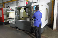 NEED: EXPERIENCED CNC MACHINIST