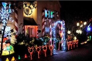 Christmas Lights Installations
