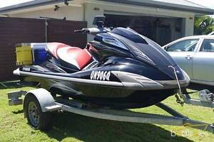 2011 Yamaha FX HO with custom fishing rig. Smithfield Cairns City Preview