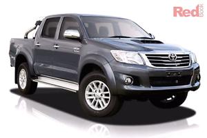 WANTED: Graphite SR5 Hilux front bumper KUN26******2015 Thagoona Ipswich City Preview