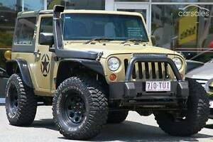 2011 Jeep Wrangler Convertible Woolloongabba Brisbane South West Preview