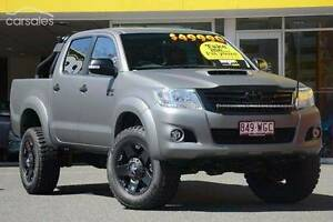 2014 Toyota Hilux Ute SR5 CUSTOM Woolloongabba Brisbane South West Preview