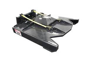 Jenkins HEAVY DUTY Brush Mower Skid Steer Attachment Williams Lake Cariboo Area image 1