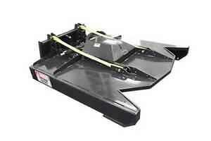 Jenkins HEAVY DUTY Brush Mower Skid Steer Attachment Belleville Belleville Area image 1