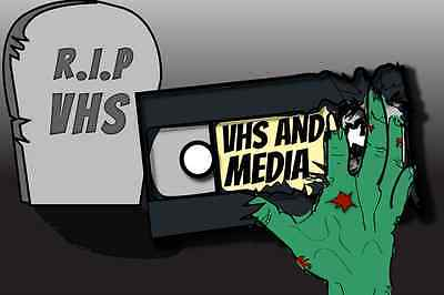 VHS and Media