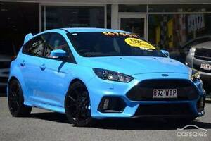2016 Ford Focus RS Hatchback Woolloongabba Brisbane South West Preview