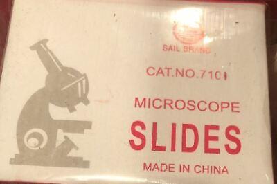 Microscope Glass Slide 3 X 2 X 1 Mm 50 Pcs Double Size