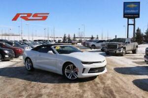 2018 Chevrolet Camaro 2LT V6 RS  Heat Leath/Wheel  Bose®  HUD  R