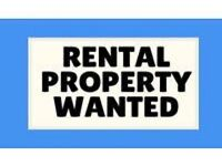 WANTED: Flat / House to rent
