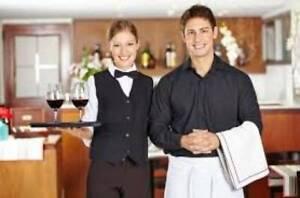 Bar and Wait staff