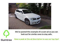 Bargain !!! BMW 1 SERIES 2.0 118i M Sport 3dr - Read the description before replying to the ad!!
