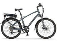 Wisper 905 torque 575 wh electric bike bicycle