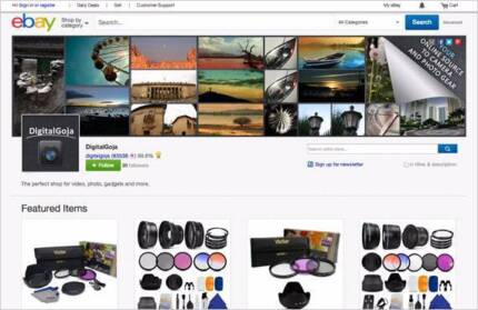 Looking to setup your own ebay store?