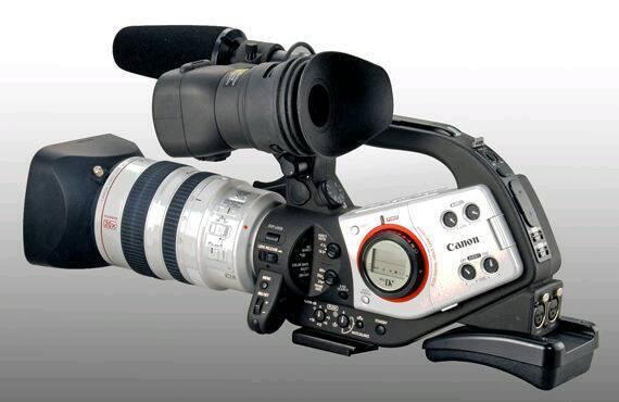 Canon XL2 Pro Video Camera