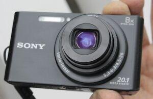 Sony Cyber shot W830 20.1MP 8x Optical Zoom Digital Camera 20.1