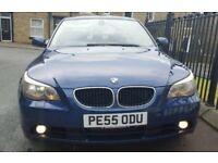 BMW 525D SE AUTO LEATHER HEATED SEATS 155K NEW MOT