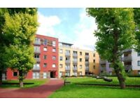 Big purpose-built studio flat with gym and pool adjacent to DLR station available immediately