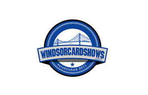 Windsor Sports Card Show Forest Glade Arena October 30th 9:30-2