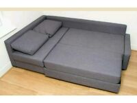 Beautiful Corner Sofa Bed. Excellent conditon. Only £350. *Free Delivery & Free Assembly*