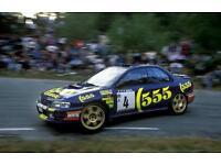 Subaru impreza classic wanted