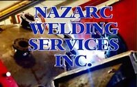 WELDING, CUTTING, GRINDING, FITTING & FAB