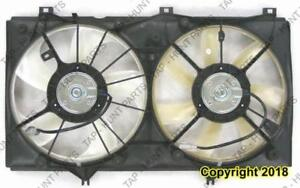Cooling Fan Assembly Hybrid Toyota Camry 2007-2011