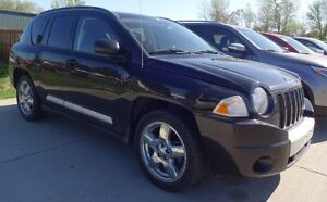 2008 Jeep Compass Limited 4X4 SUV