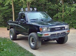 Looking for a running woods truck