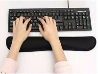 viglen keyboard + New Unused keyboard wrist support