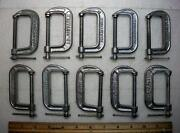 Used C Clamps