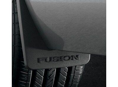 2010 2011 2012 Fusion OEM Genuine Ford Molded Splash Guard Mud Flap Set of 4 NEW