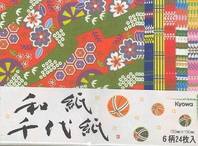 Sakura Origami Paper (10x 24sheet Origami Folding Paper 6in Sakura #1179 S-1716x10 )