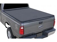 Truxedo Ford brand roll up toneau cover.